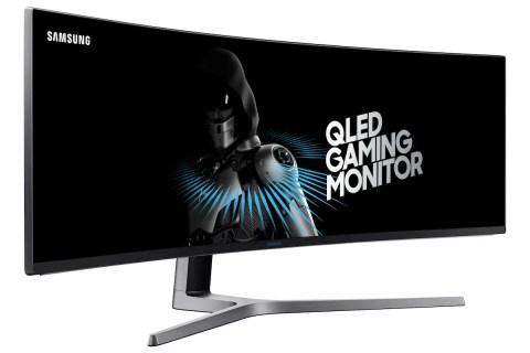 samsung super ultra wide monitor