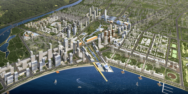 Songdo, South Korea has an eco-friendly design - Business ...