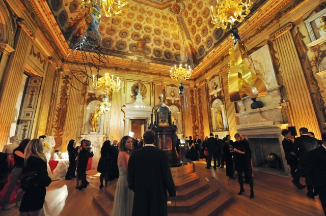 Kensington Palace interior