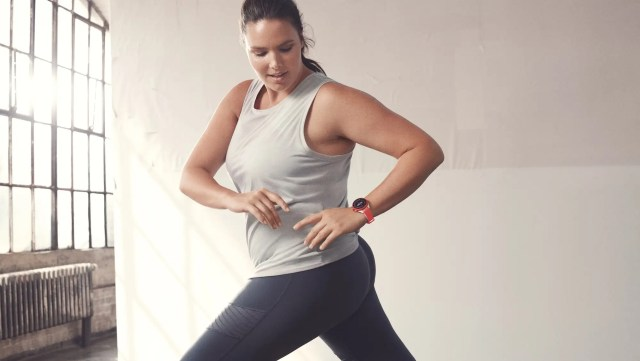 Fossil sport Candice Huffine
