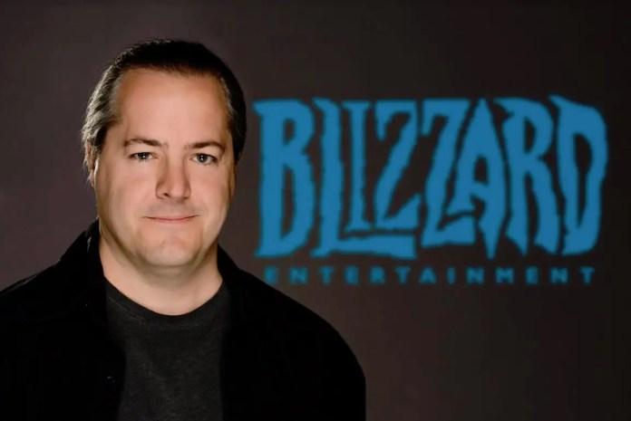 J Allen Brack Blizzard