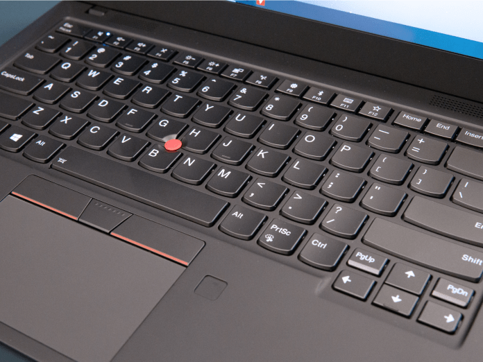 This sleek, stealth laptop is lighter than the MacBook Air, has a bigger screen, and runs on better chips — but no one thinks about it when they're shopping for laptops