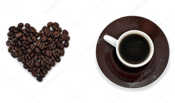 Я люблю кофе — Стоковое фото © shalamov #4685821