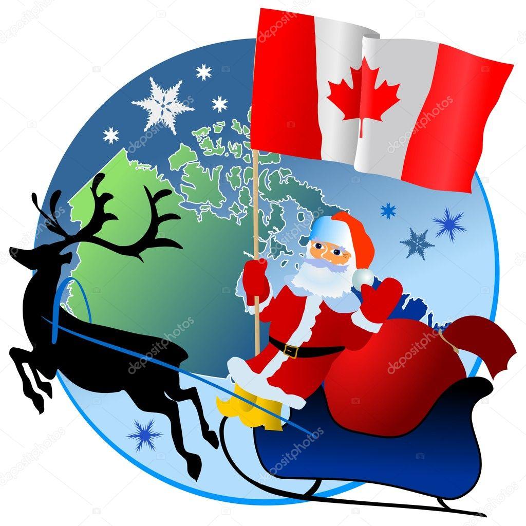 Merry Christmas Canada