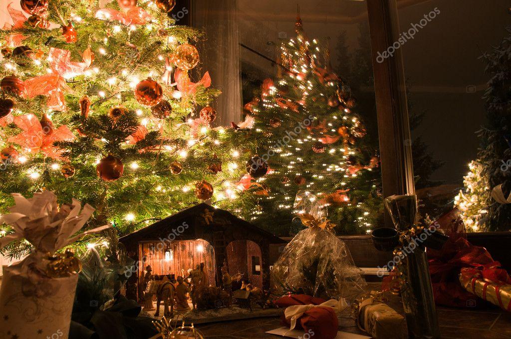 Christmas Scenery Stock Photo Franky242 4550485