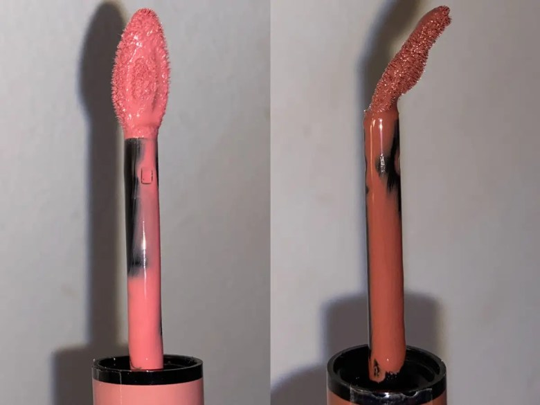 nyx lipstick brushes
