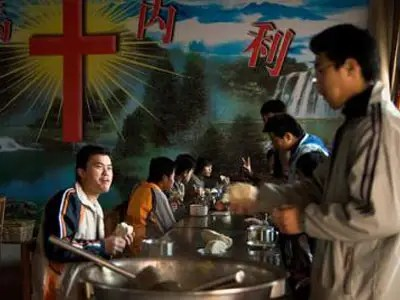 There are already more Christians in China than Italy