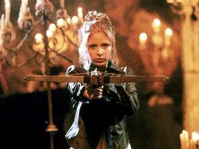 "15. ""Buffy The Vampire Slayer"": The Show That Spawned An Academic Discipline"