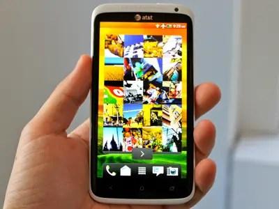 #2 HTC One X