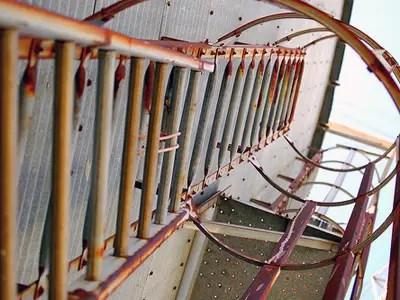 ladder, home repair, house
