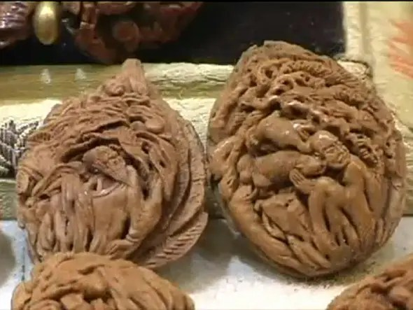 People spend thousands of dollars on walnuts.