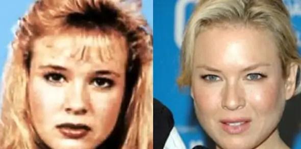 Renee Zellweger was a cheerleader and a member of the speech team at her high school in Katy, Texas.