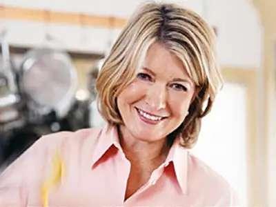 Martha Stewart, chair of Martha Stewart Omnimedia