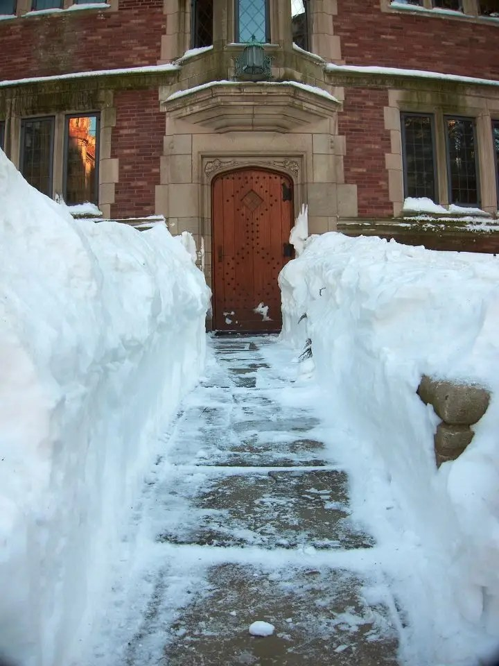 Yale Law After Winter Storm Nemo Business Insider