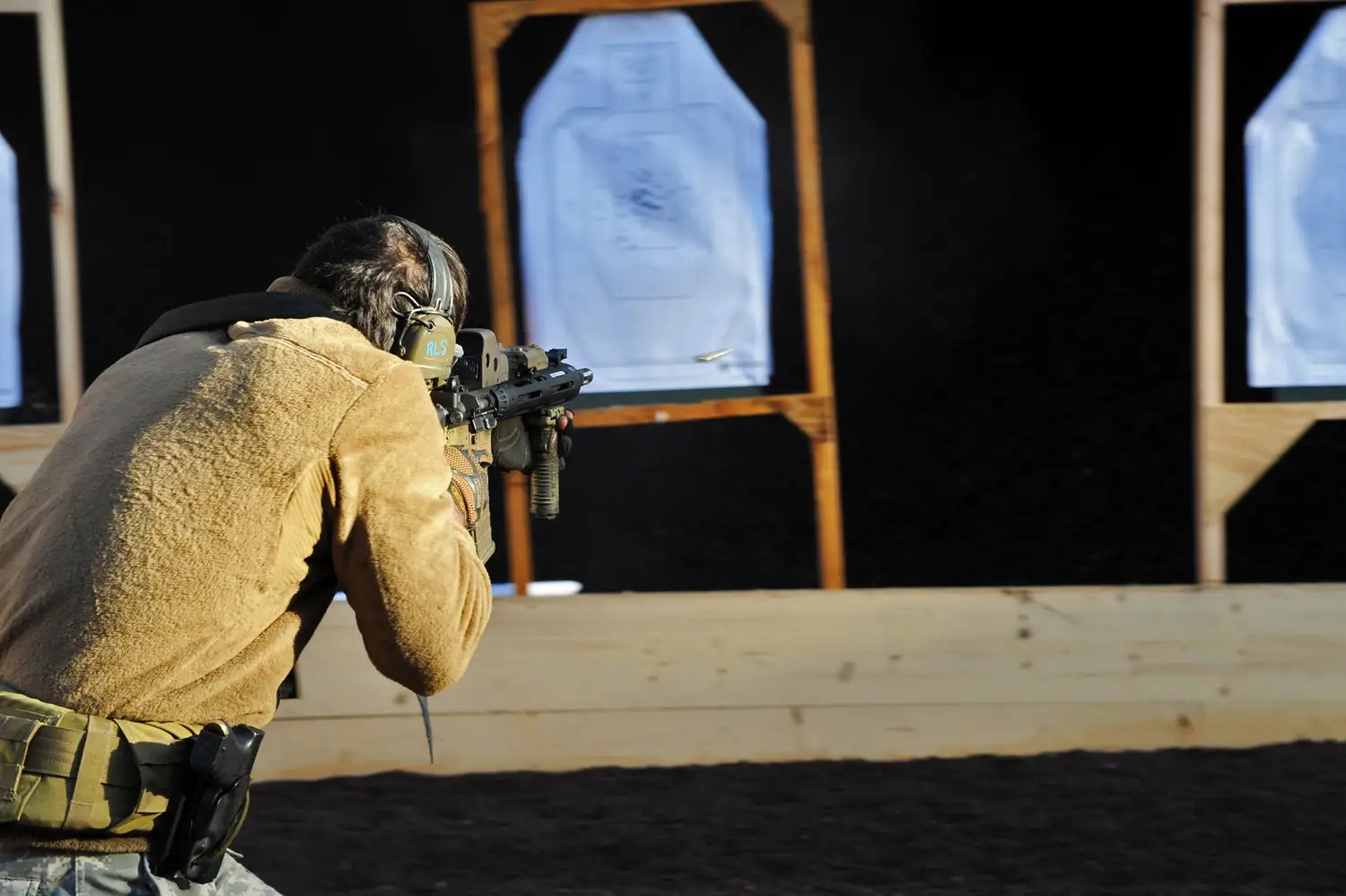 ... That are both extremely accurate and fast shooters — and can remain so when fired upon.