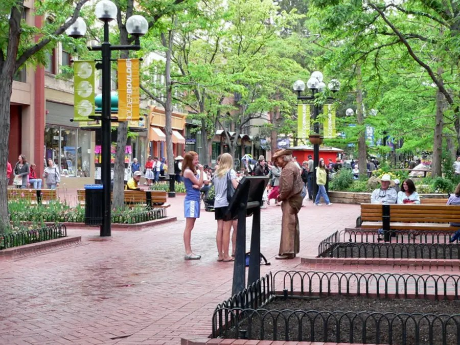 4. Boulder, Colorado
