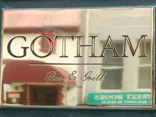 #19 Gotham Bar and Grill