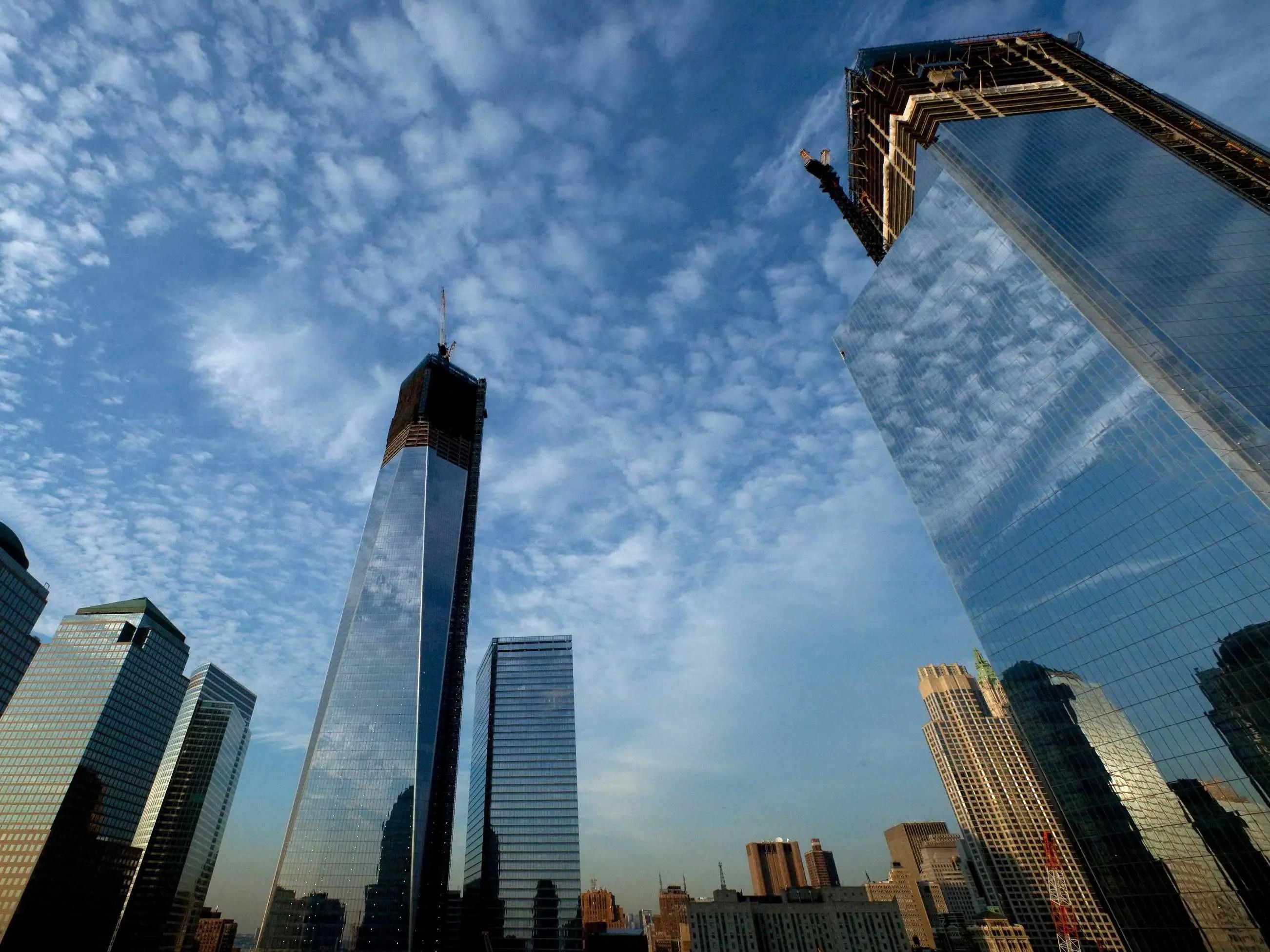 Freedom Tower, NYC, Skyline