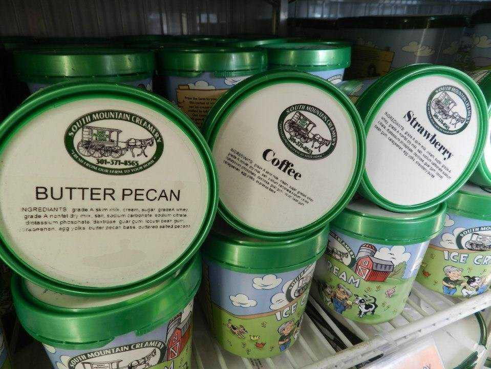 Maryland's Best Ice Cream Trail, Maryland