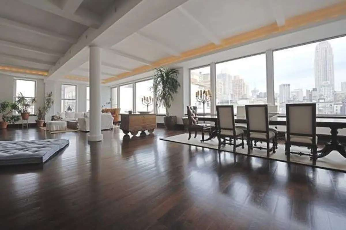 For $15 million dollars, he got wonderful views and an open design...