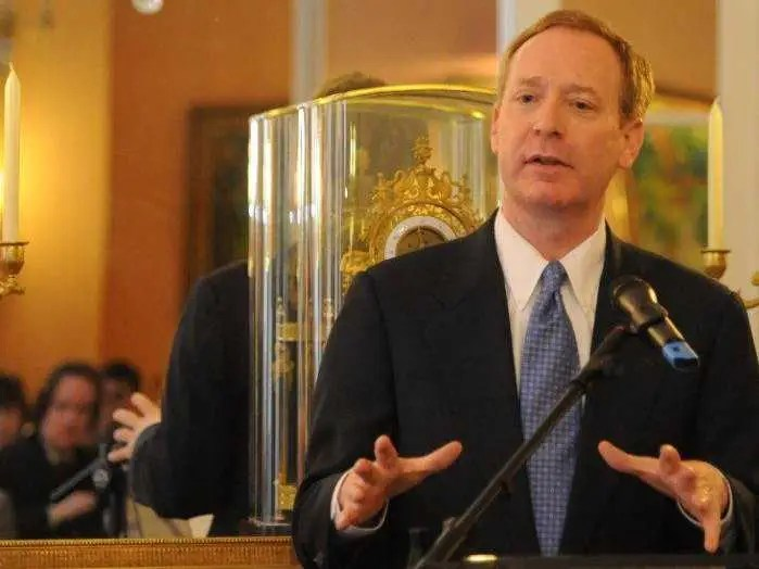 Image result for microsoft brad smith