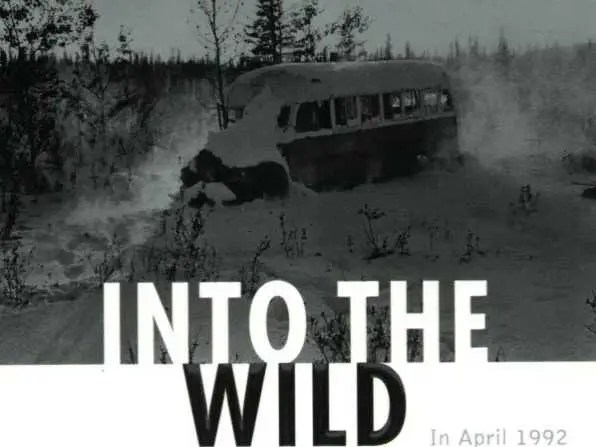 "ALASKA: ""Into the Wild"" by Jon Krakauer"