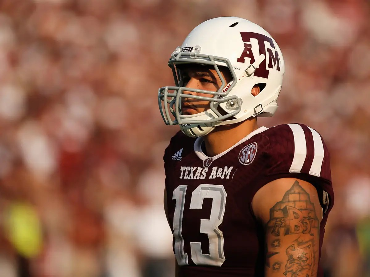 15. Mike Evans, wide receiver (Texas A&M)
