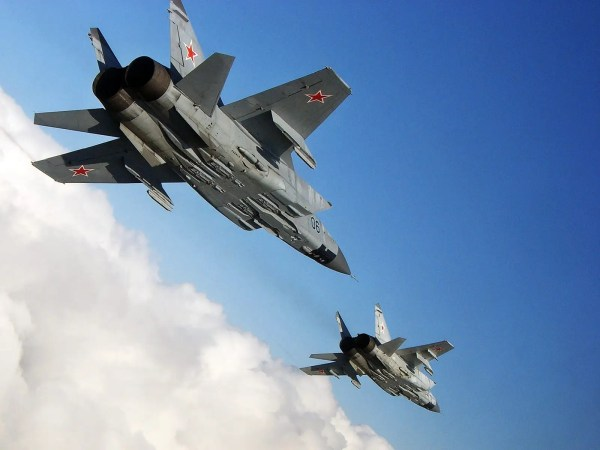 Russia Starts Huge Air Drill - Business Insider