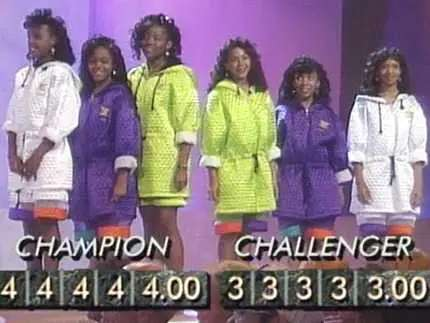 """Beyoncé lost on """"Star Search"""" in 1993."""