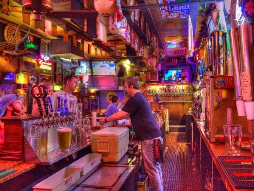 Salty Dog Saloon – Gainesville, FL