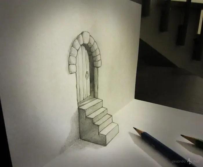 """""""Door and stair"""""""