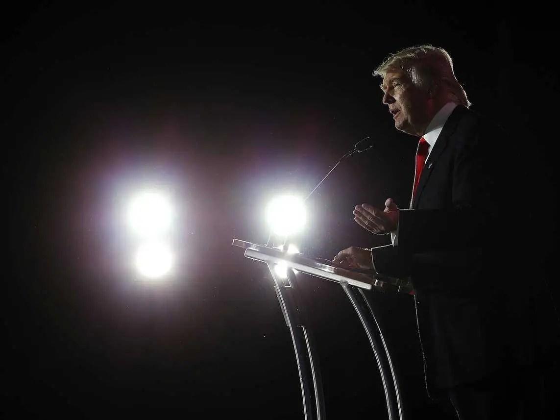donald trump republican leadership conference