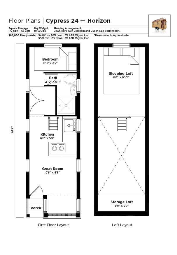 Wondrous 3 Bedroom Tiny House On Wheels Plans Bedroom Style Ideas Largest Home Design Picture Inspirations Pitcheantrous