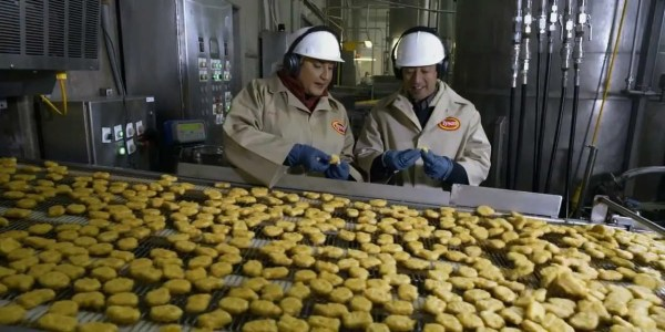 How McDonald's Makes Its Chicken McNuggets - Business Insider