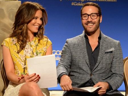 Kate Beckinsale & Jeremy Piven riepen de Golden Globe nominaties uit