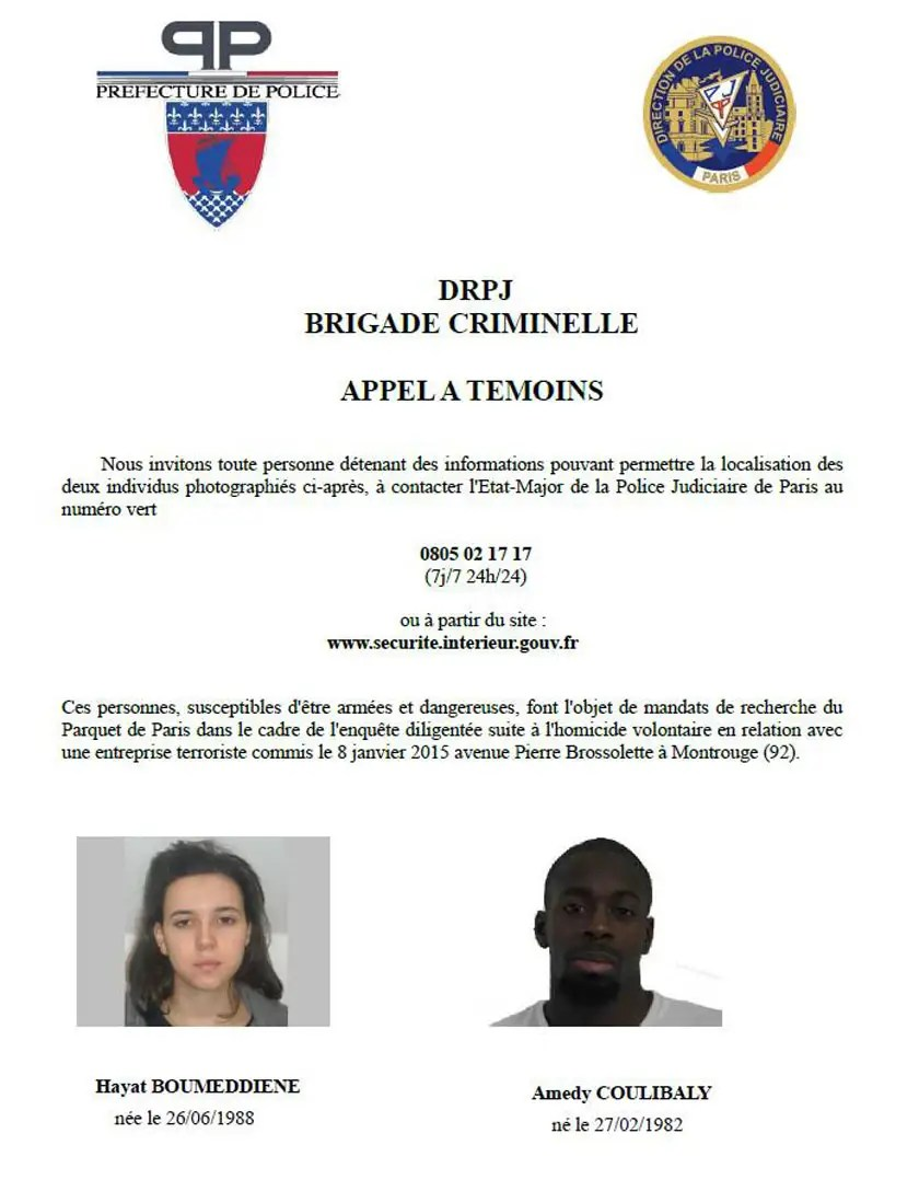 suspects french shooting