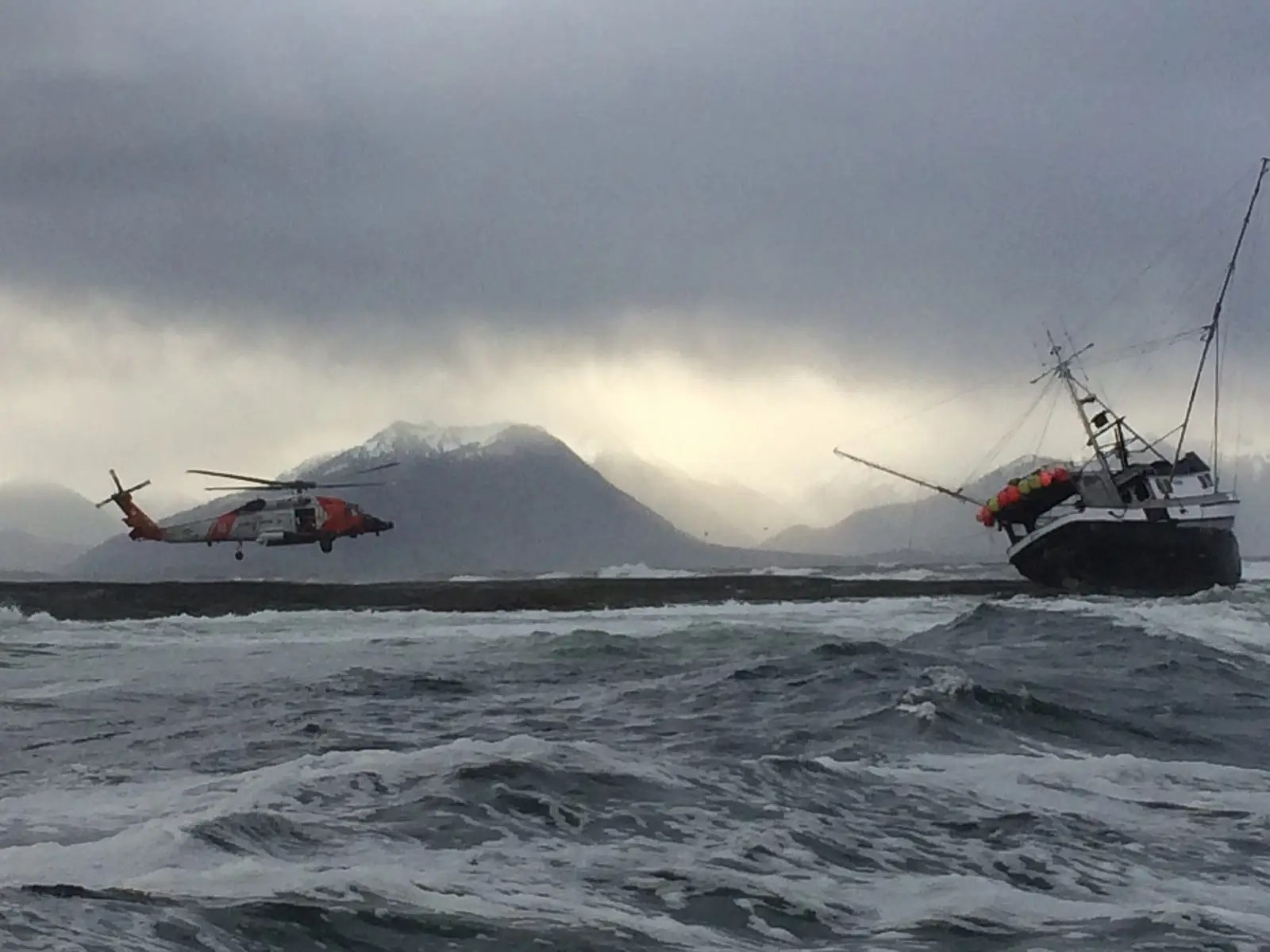 US Coast Guard Alaska