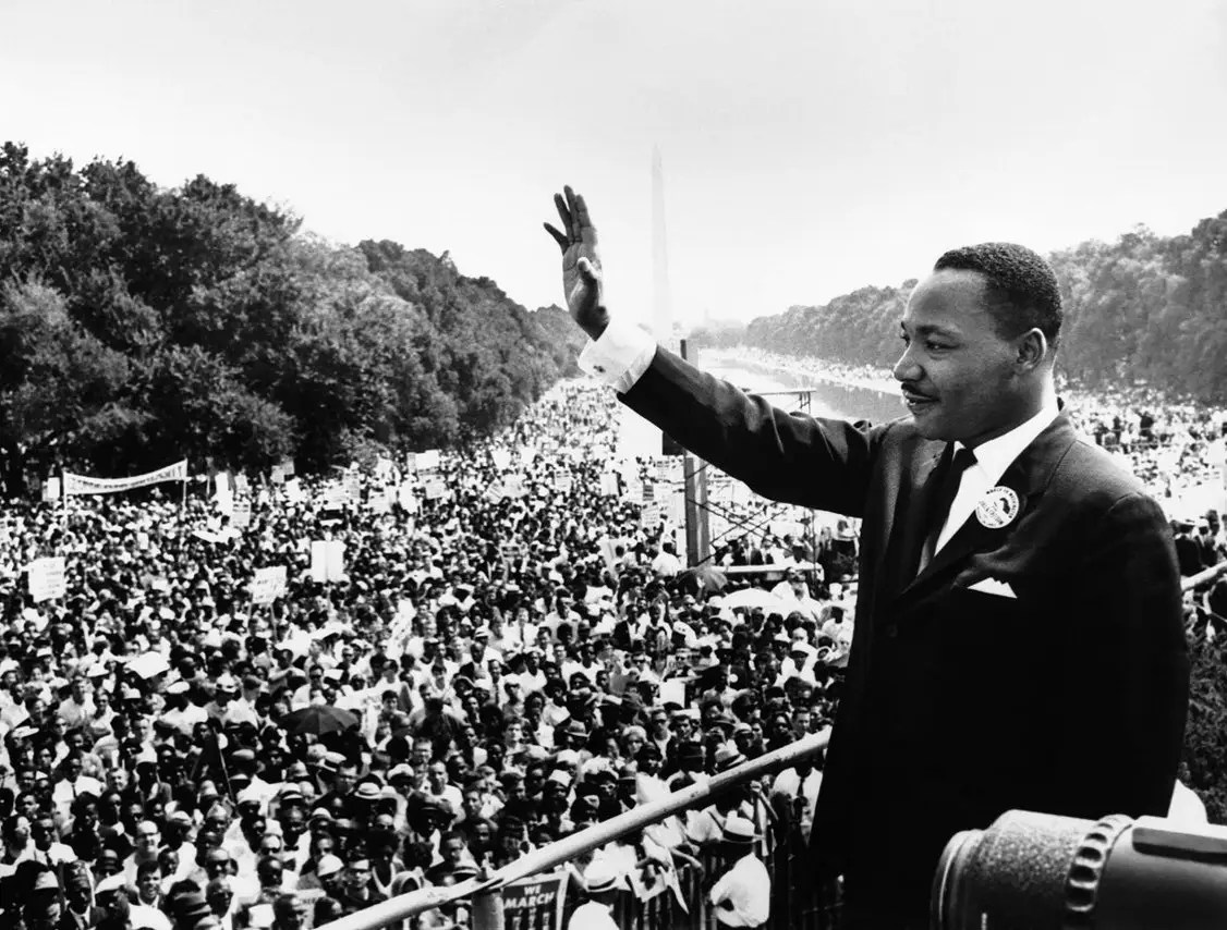 Martin Luther King S I Have A Dream Speech Best Parts