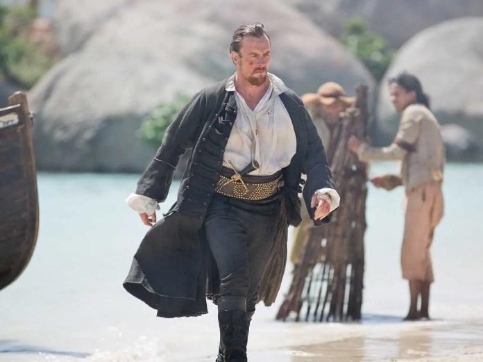 """Black Sails"" - Starz, cuatro temporadas"