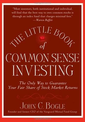 'The Little Book of Common Sense Investing,' by John C. Bogle