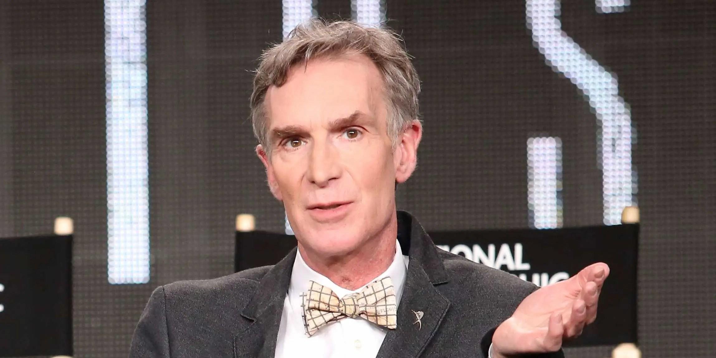 Bill Nye Explains His Stance On Gmos