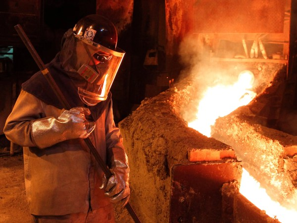 Major problems are emerging for the world's largest copper ...