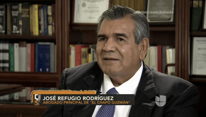 El Chapo Guzman lawyer trial plead case