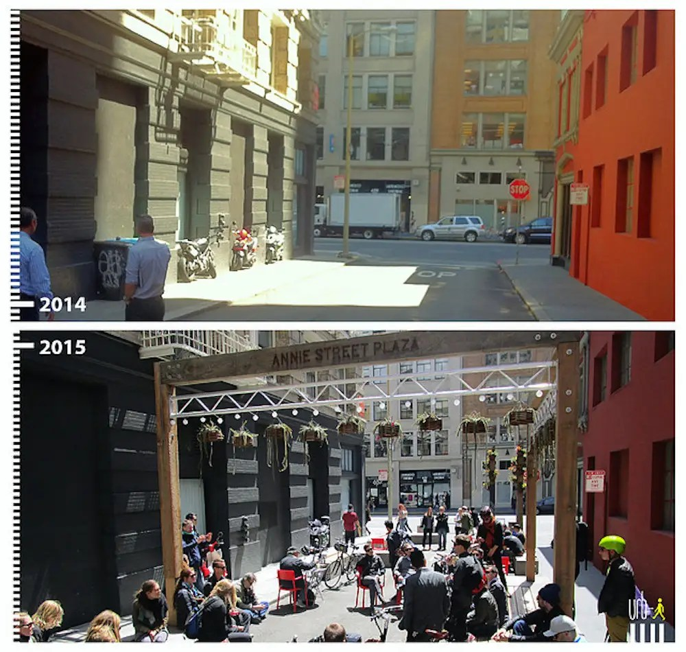 Urb I And Google Street View Capture Public Space
