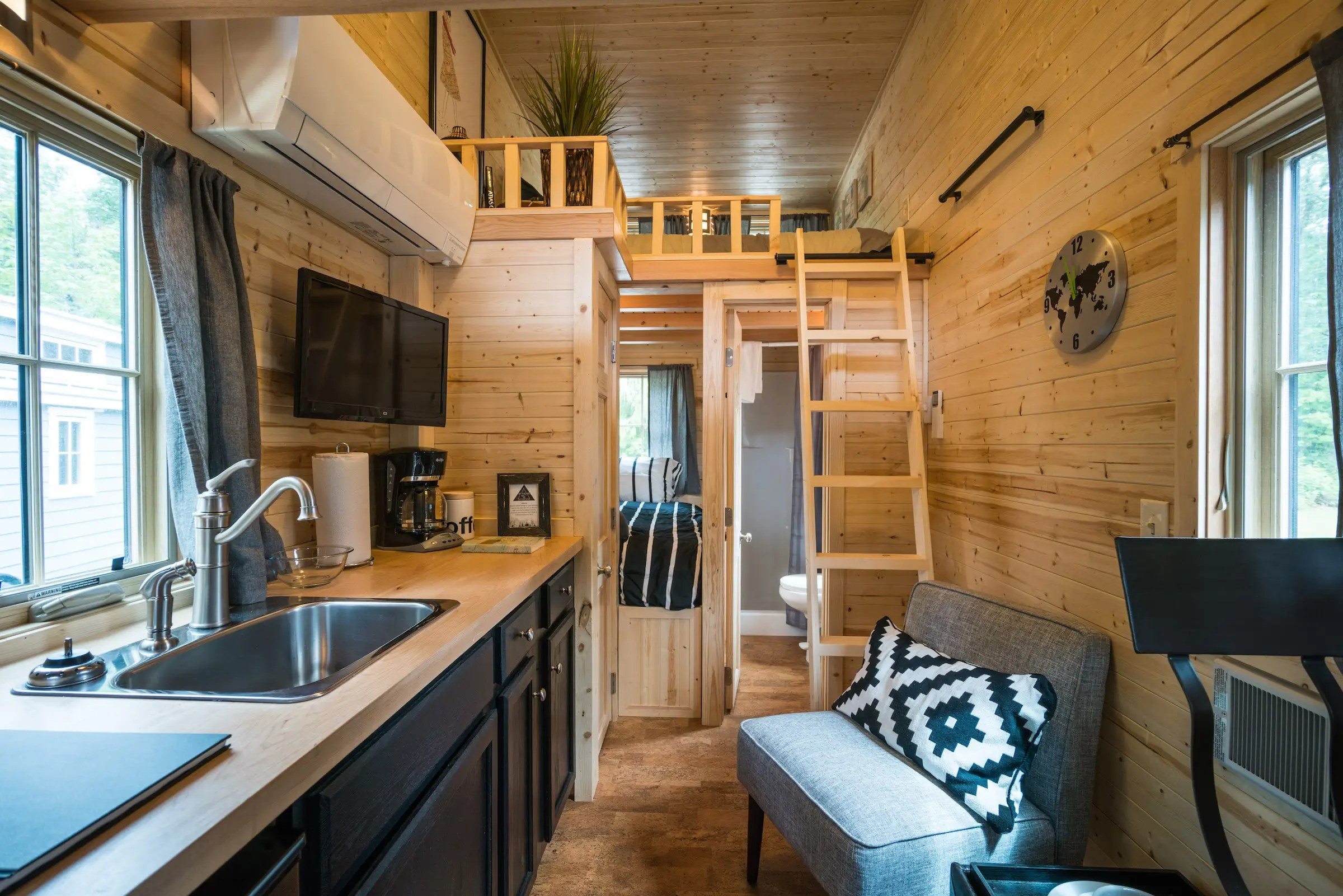 Portlands Tiny House Village Could Be The Future Of