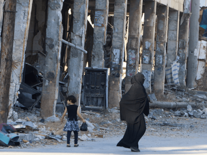1. Syria — Just five or six years ago, Syria was a prosperous, reasonably stable nation, often cited as a jewel in the conflict-riddled Middle East, but years of civil war and the rise of ISIS mean that Syria now tops the Civil Unrest Index.
