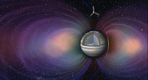 Juno's next flyby of Jupiter should happen around July 11, 2017. But Juno won't fly forever.