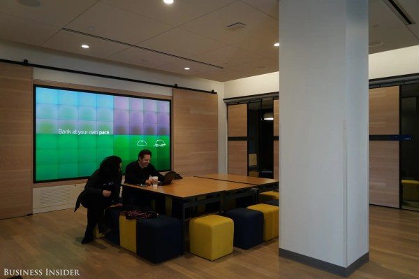 Inside the new Capital One Café for millennials - Business ...