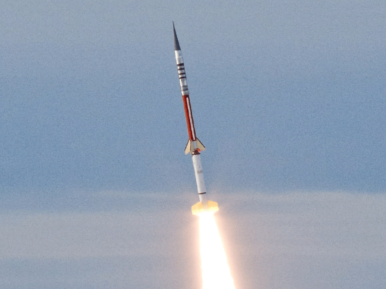 sounding rocket terrier improved malmute nasa