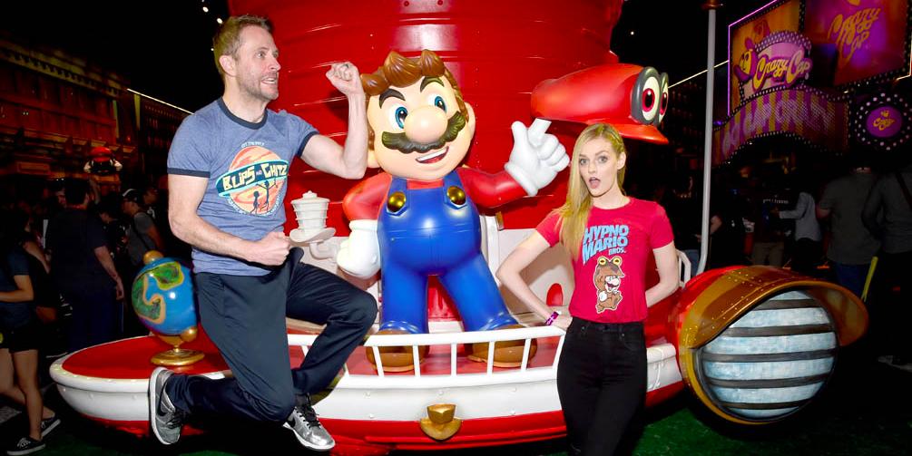 Nintendo @ E3 2017 (Super Mario Odyssey)